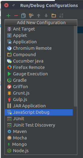 Add JavaScript Debugging